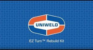 Uniweld EZ-Turn™ Anti-Blowback Fitting Rebuild Kit