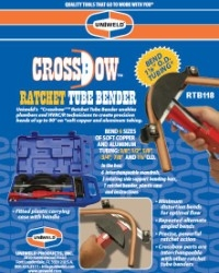 Crossbow Ratchet Tube Bender