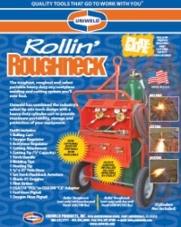Rollin' Roughneck: The toughest, roughest and safest portable…