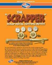 The Scrapper: Scrap Metal Cutting Outfit
