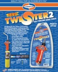 Twister 2®: Self Igniting Hand Torch