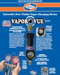 Vapor Vue: Visible Vapor Charging Device