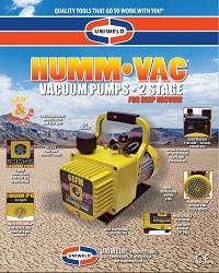 Humm Vac®: Vacuum Pumps