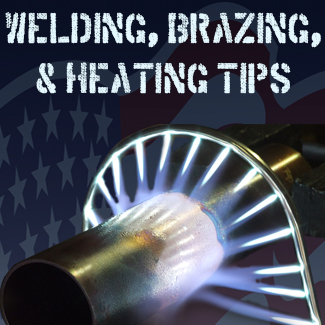 Welding , Brazing & Heating