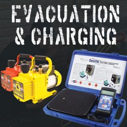 Evacuation & Charging Tools