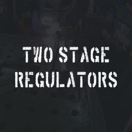 Two Stage Regulators