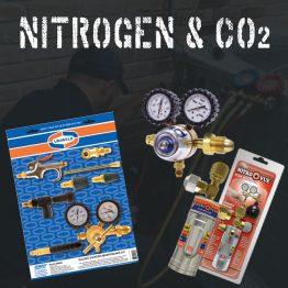 Nitrogen & CO2