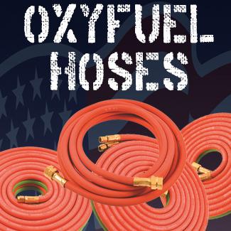 Oxyfuel Hoses & Fittings