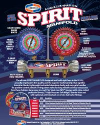 Spirit Manifold