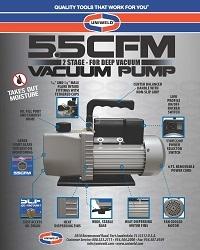 U5VP2 5.5 Vacuum Pump