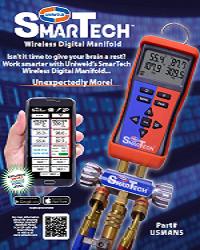 SmarTech™ Digital Manifold
