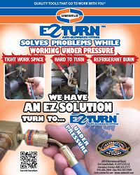 EZ Turn™ Anti-Blowback