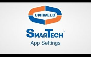 SmarTech™ App Settings