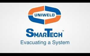 Evacuating a System with SmarTech™ & Fast-Flo® Hoses