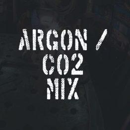Argon / CO2 Mix