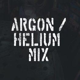 Argon / Helium Mix