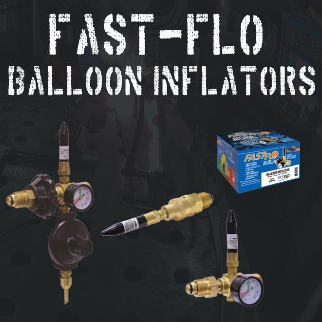 Fast-Flo Balloon Inflators