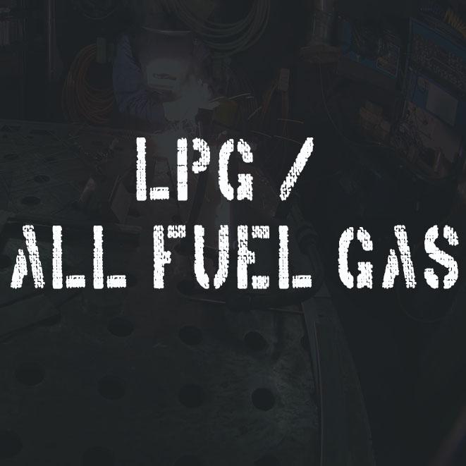LPG / All Fuel Gas