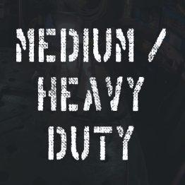 Medium / Heavy