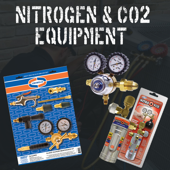 Nitrogen & CO2 Equipment