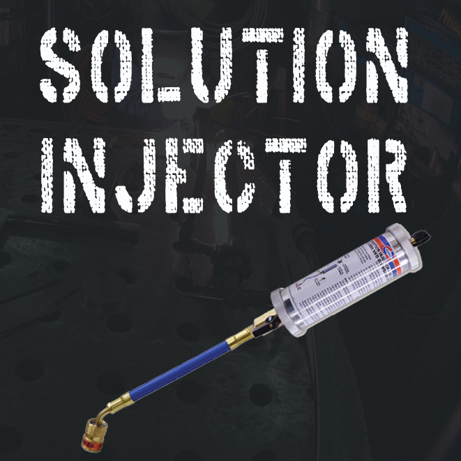 Solution Injector
