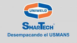 Desempacando el USMAN5 SmarTech™ Manómetro Digital