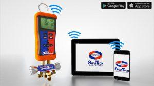 Manómetro Digital SmarTech™ de Uniweld – USMAN5