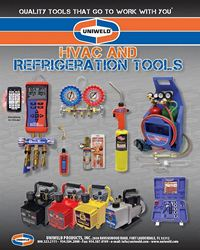 HVAC & Refrigeration Tools